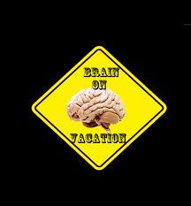 vacay brain