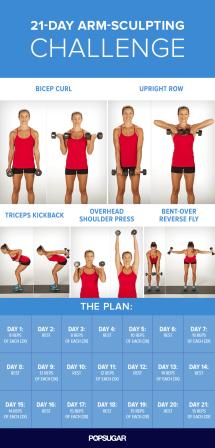 21-Day Arm Challenge